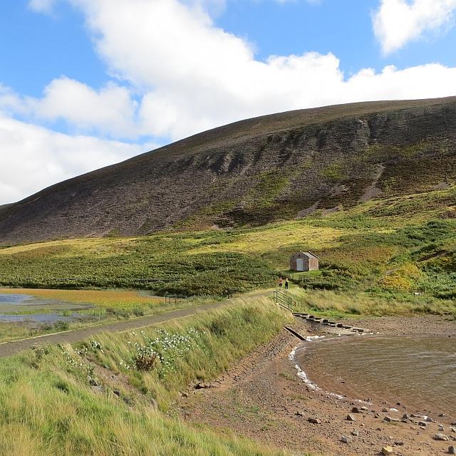 Causeway, Threipmuir Reservoir