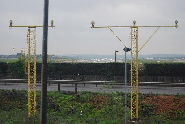 Runway, Gatwick Airport