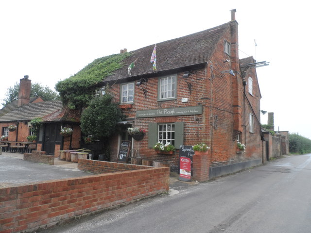 The Plough, Cobham
