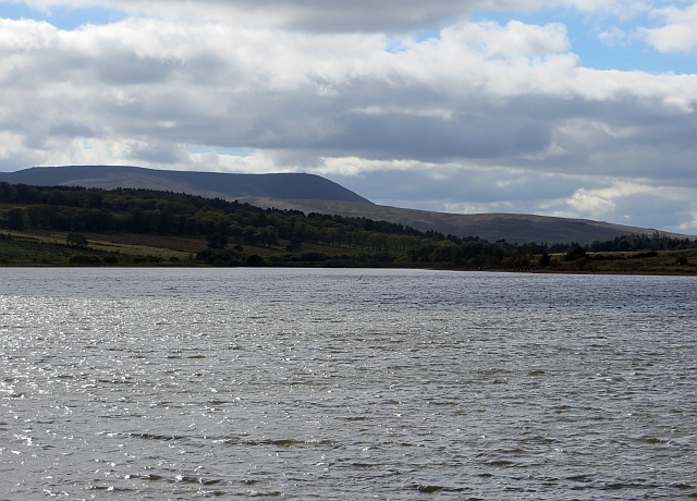 Threipmuir Reservoir