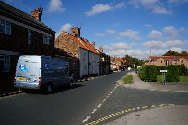 Soutter Gate, Hedon, East Yorkshire