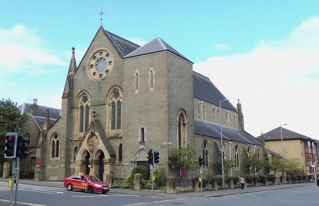St Mary's Catholic Church, Patrick Street, Greenock - 1