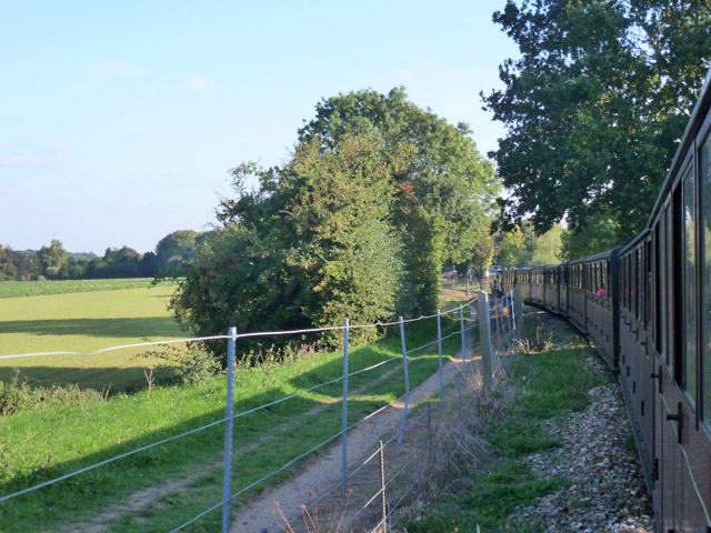 Bure Valley Railway and Path