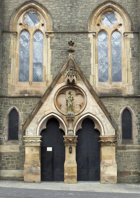 St Mary's Catholic Church, Patrick Street, Greenock - 3