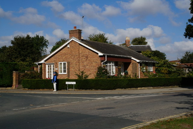 A bungalow on Soutter Gate, Hedon