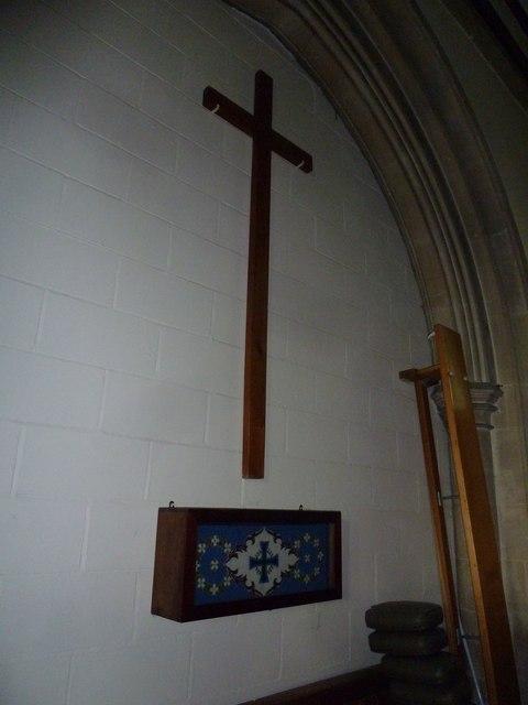Inside St Mary, Stalbridge (V)