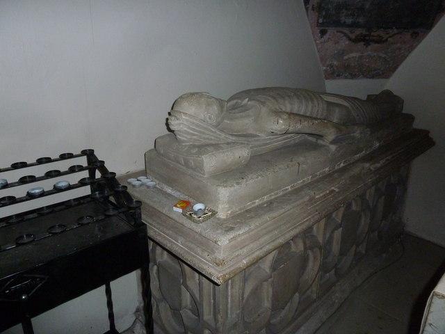 Inside St Mary, Stalbridge (VIII)