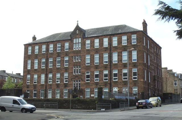 St Mary's Primary School, Patrick Street, Greenock