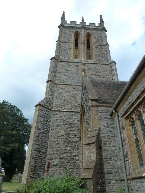 St Mary, Stalbridge: tower