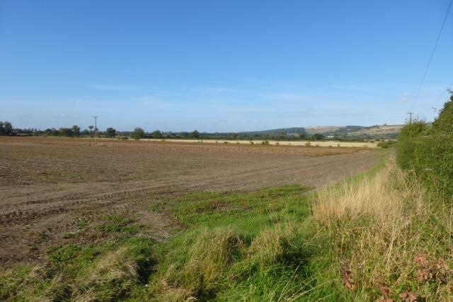 Farmland near Meltonby