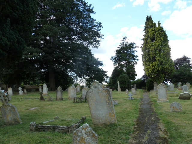 St Mary, Stalbridge: churchyard (3)