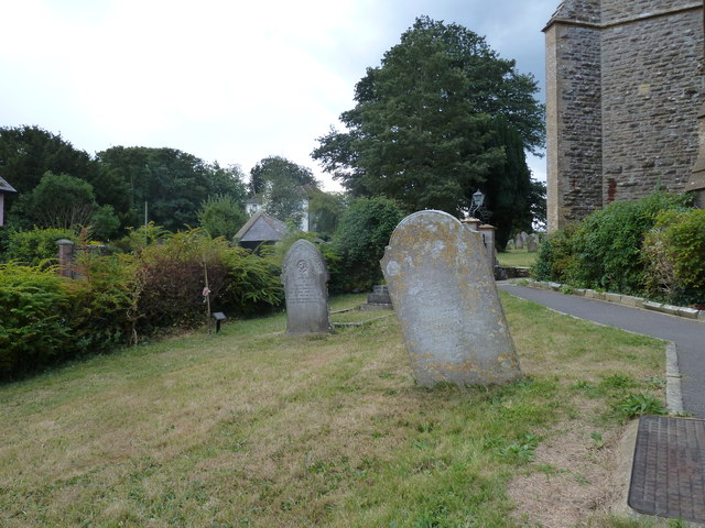 St Mary, Stalbridge: churchyard (6)
