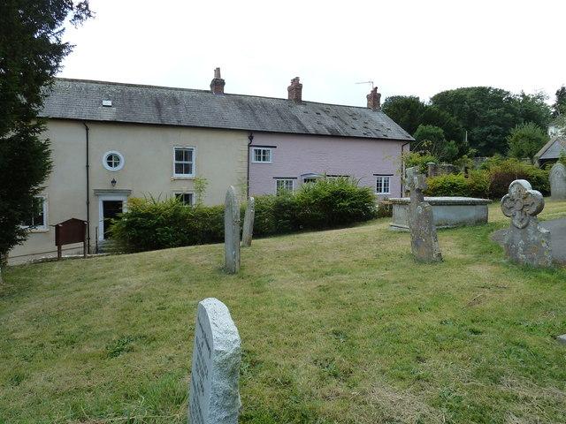 St Mary, Stalbridge: churchyard (10)