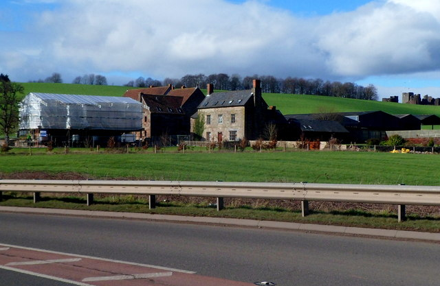 Flanesford Priory and Priory Farm Goodrich