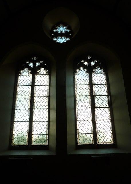 Inside St Mary, Stalbridge (X)