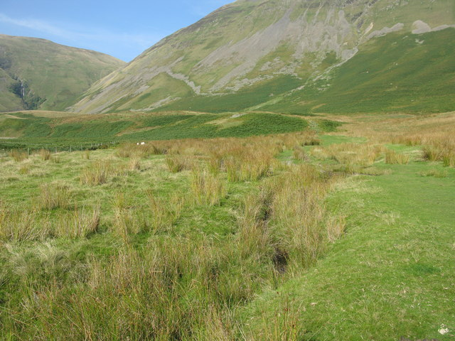 Path to Cautley Spout