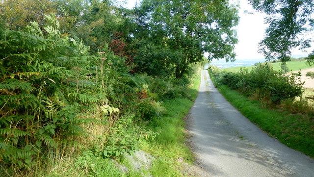 Lane to Pentrenant