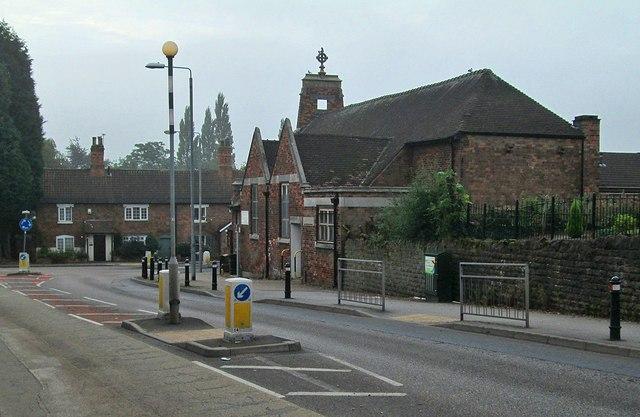 Gedling Memorial Hall