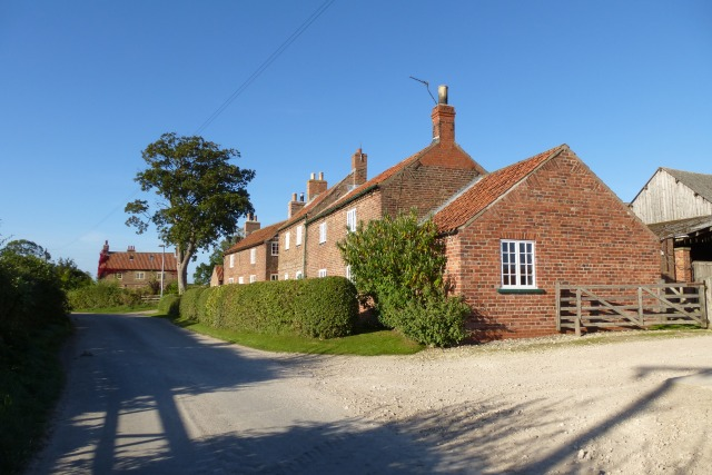 Houses in Youlthorpe