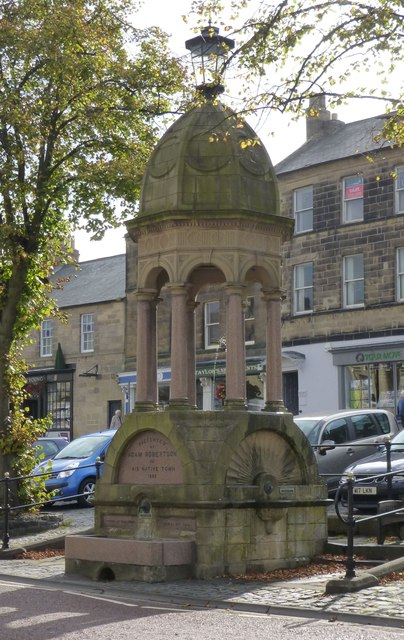 Robertson's Pant (or fountain)