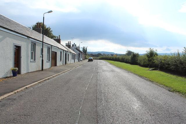Dalhowan Street, Crosshill