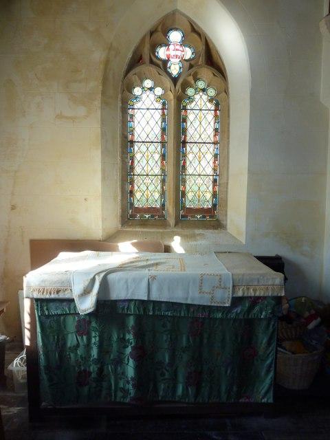 Inside St Osmund, Osmington (a)