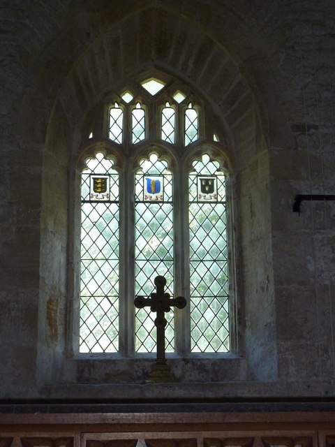 Inside St Osmund, Osmington (b)
