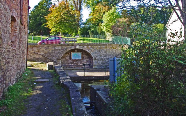 The Wells (1), off Church Street, Cleobury Mortimer, Shrops