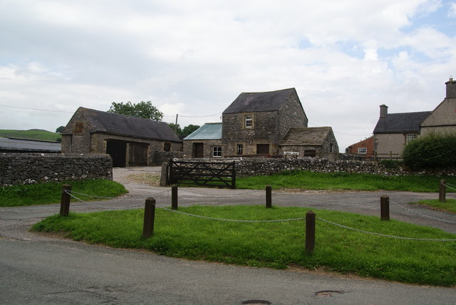 Green Farm, Alstonefield