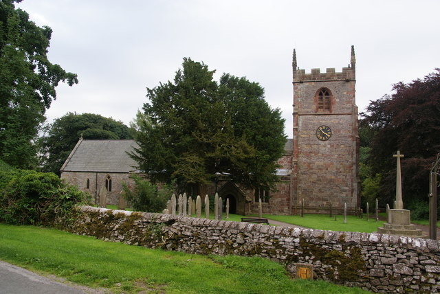 St Peter's Church, Alstonefield