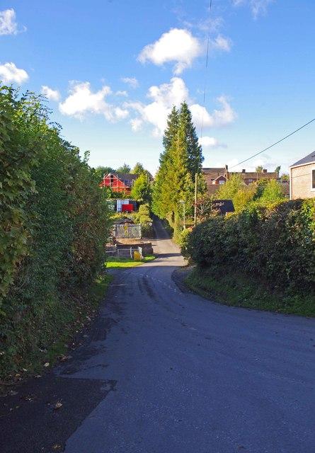 Barker's Lane, Cleobury Mortimer, Shrops