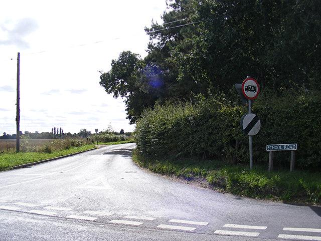 School Road, Thorpe Marriot