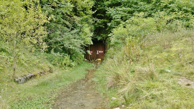 Entrance to Sallet Hole Mine