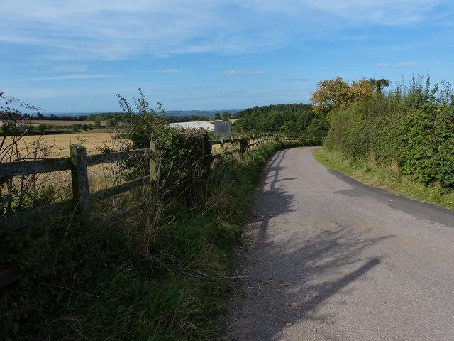 Road to Field Farm