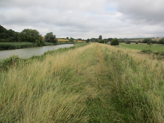 Route to South Stoke