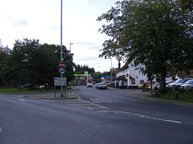 School Road, Drayton