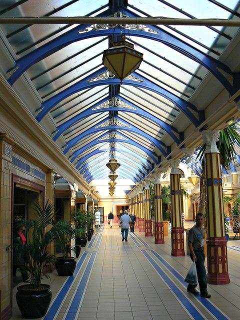 Arcade, Winter Gardens, Blackpool (1)