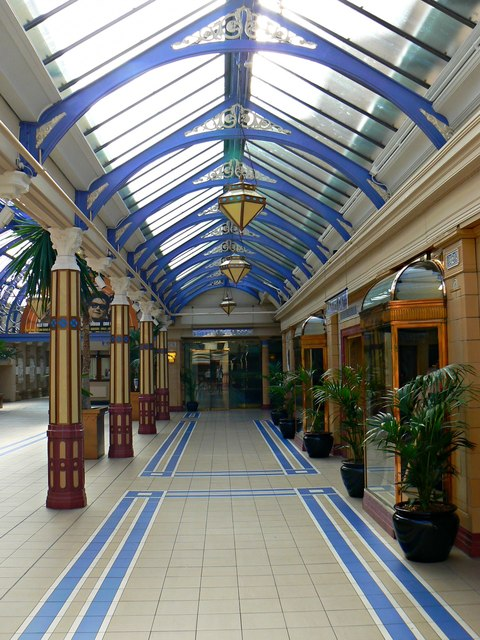 Arcade, Winter Gardens, Blackpool (2)