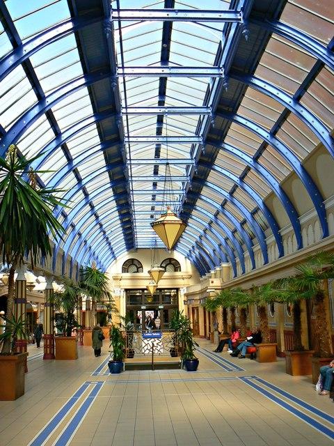 Arcade, Winter Gardens, Blackpool (3)