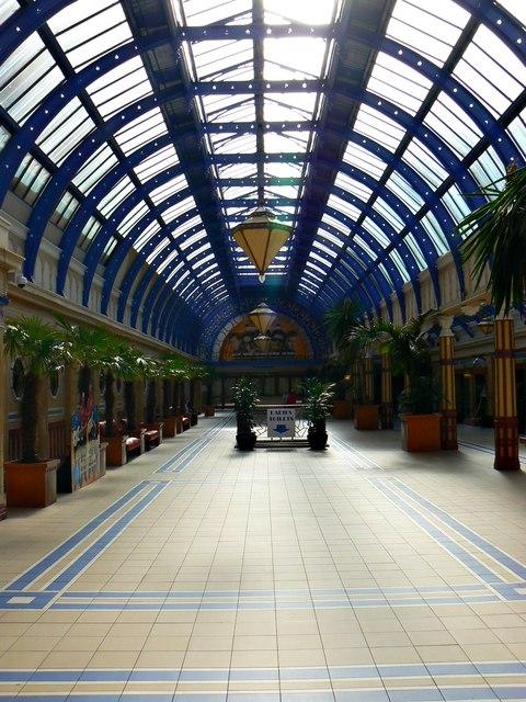 Arcade, Winter Gardens, Blackpool (4)