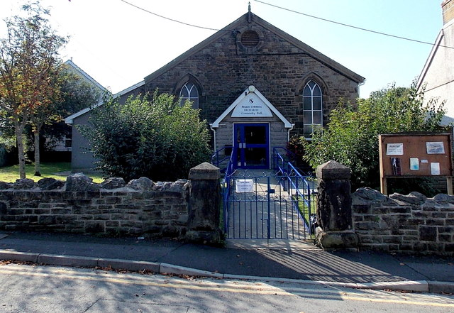 Rechabite Community Hall, Gowerton