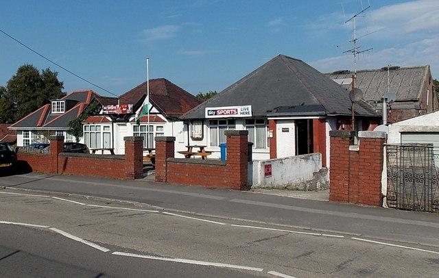 Mansel Workmen's Club, Gowerton