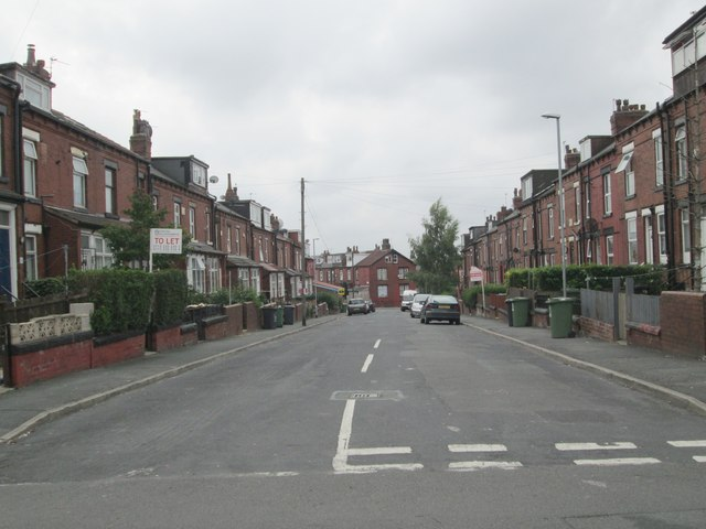 Darfield Avenue - Conway Place