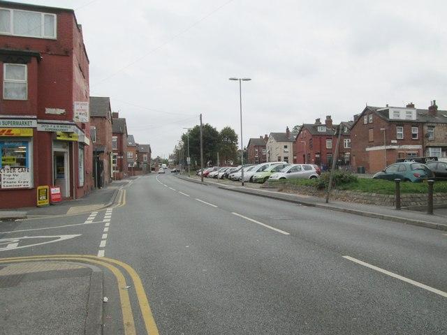 Foundry Approach - Harehills Lane