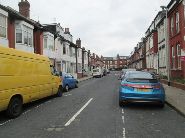 Broughton Terrace - Foundry Approach