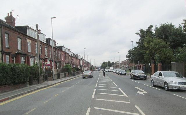 Compton Road - Harehills Lane
