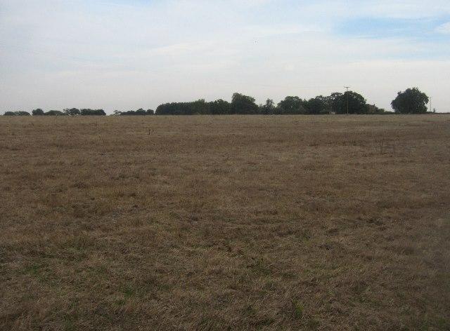 Fields by Balstone Farm