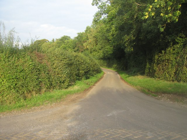 One end of Hook Lane