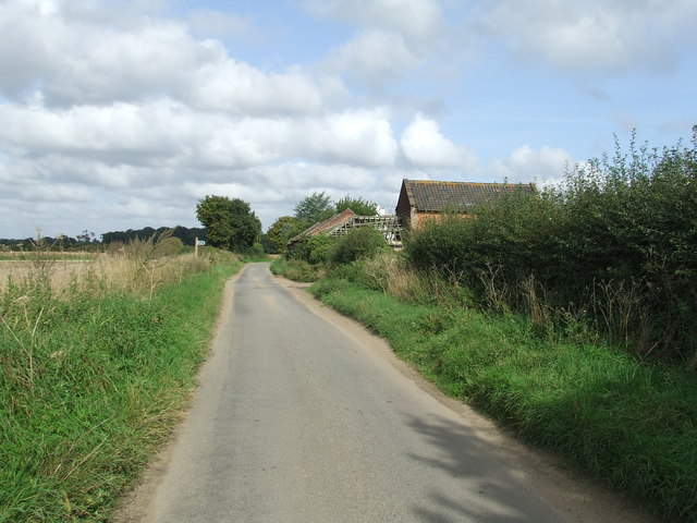 Harkstead Lane