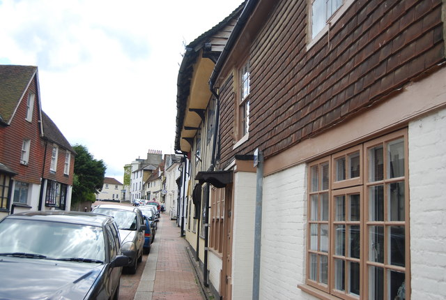 High St, Robertsbridge
